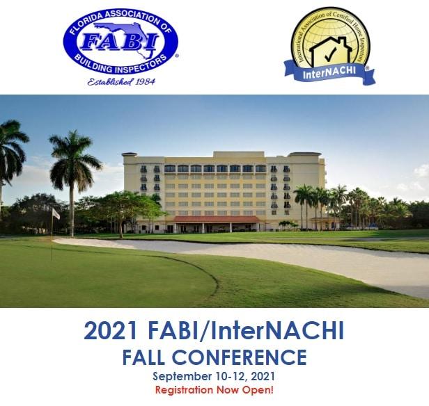 2021 FABI/InterNACHI Fall Conference